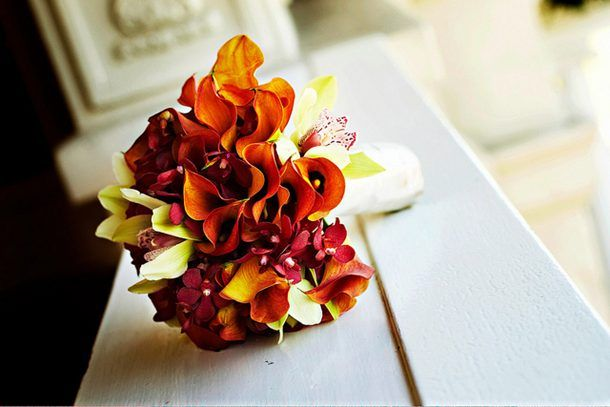 6 Tips for Choosing Wedding Bouquet of Flowers