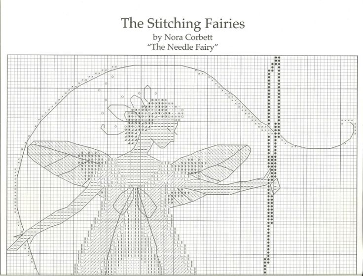 Gallery.ru / Фото #2 - 03 - The Needle Fairy - mornela