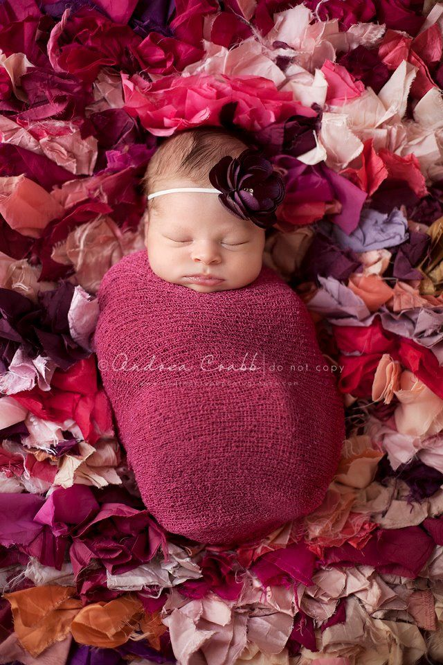 .newborn photography - newborn photo props