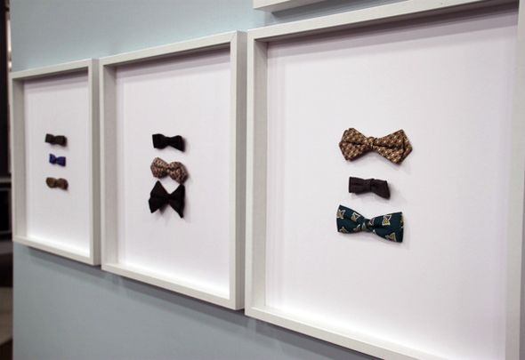 34 Best Bowtie Tie Display Images On Pinterest Bow Ties