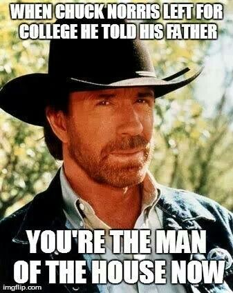 Love Chuck Norris MEMEs.