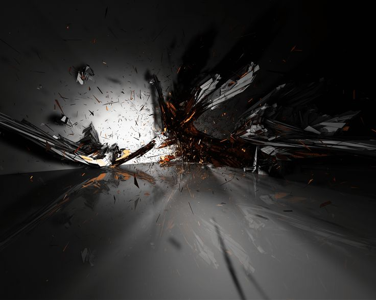 3D Dark Abstract Wallpapers HD High Definition Wallpapers High ...