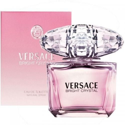VERSACE BRIGHT CRYSTAL 6.8 EDT SP FOR WOMEN #Versace