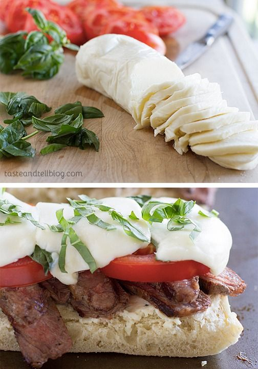 how to make a nice steak sandwich