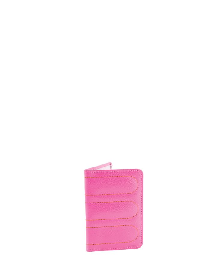 Spencer and Rutherford - quick_link - Passport Sleeve - Passport Cover - Sunset/Pink