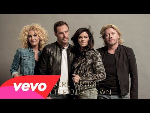 I just love the sound on this song & her voice...Little Big Town - Girl Crush (Audio) - YouTube