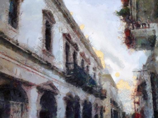 Wallpaper de Panorama Barrio Antiguo