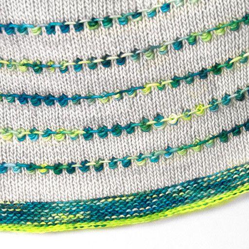 Herringbone Knit Stitch Bind Off : Loop Shawl Kit Knitting stitch patterns and inspirations Pinterest Prod...