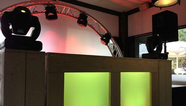 Bruiloft Drive in show F. Locatie: Brasserie de Berk Bergen op Zoom
