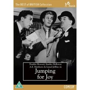 Frankie Howerd Tony Wright Stanley Holloway - Jumping For Joy