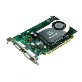 Carte Graphique NVIDIA Quadro FX 570 PNY 460Mhz PCI-Express 256Mo Dual DVI-I