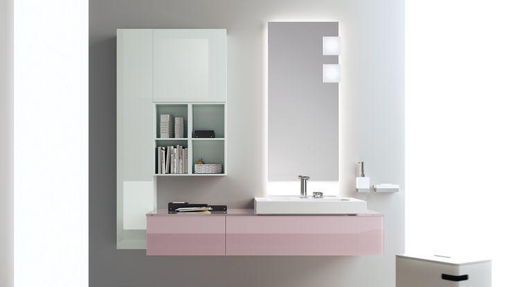 Arredamento bagno Font | Sito ufficiale Scavolini