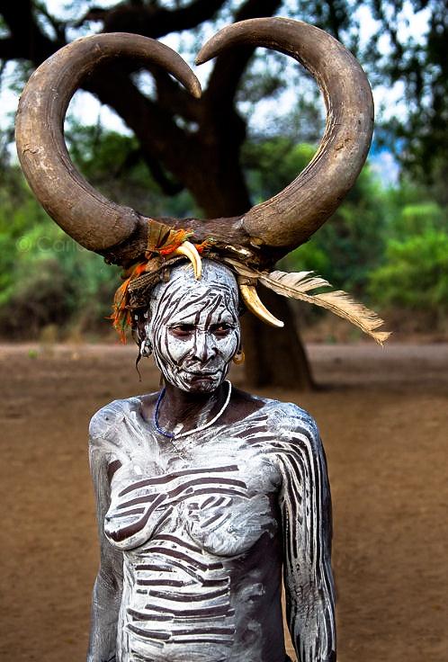 Tribu de África - Etiopía #photography