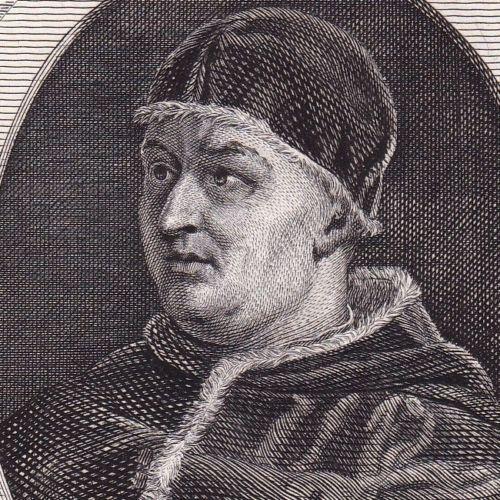 Portrait-XIXe-Pape-Leon-X-Jean-de-Medicis-Giovanni-di-Lorenzo-de-Medici-1824