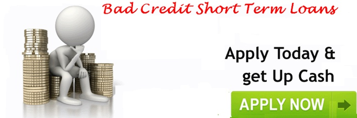 Bad credit short term loans assist you with financial aid, when you need cash urgently.