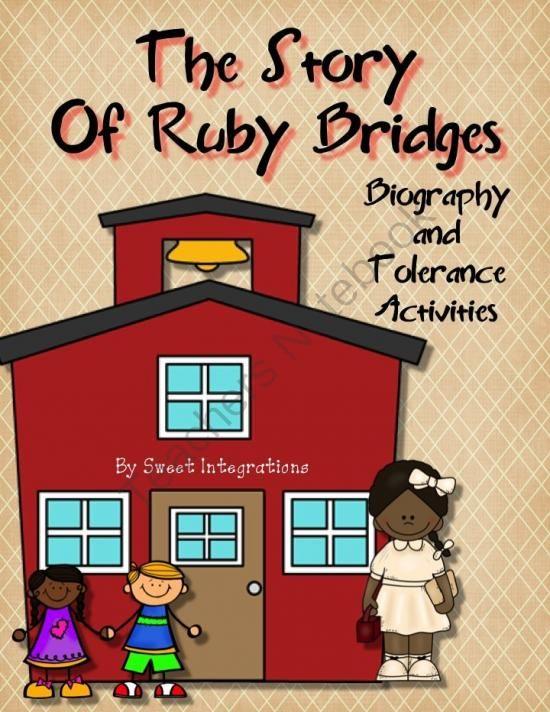 29 best ruby bridges images on Pinterest Black history month - copy free coloring pages for ruby bridges
