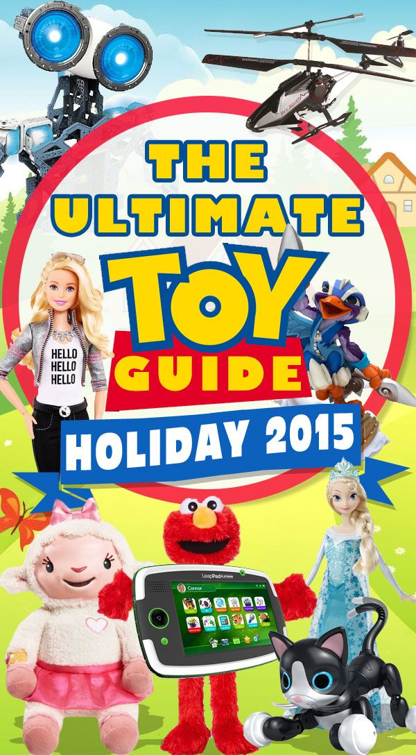 Parents, save this list! This is Ultimate toy guide has all the top toys for Christmas 2015. Click for over 100 gift ideas for kids.