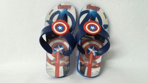 Sandália, Infantil, Avengers, Grendene, - R$ 65,90 http://produto.mercadolivre.com.br/MLB-755480899-sandalia-infantil-avengers-grendene-_JM