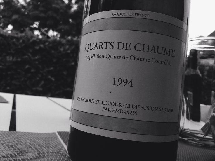 Quarts de chaume #vin #wine