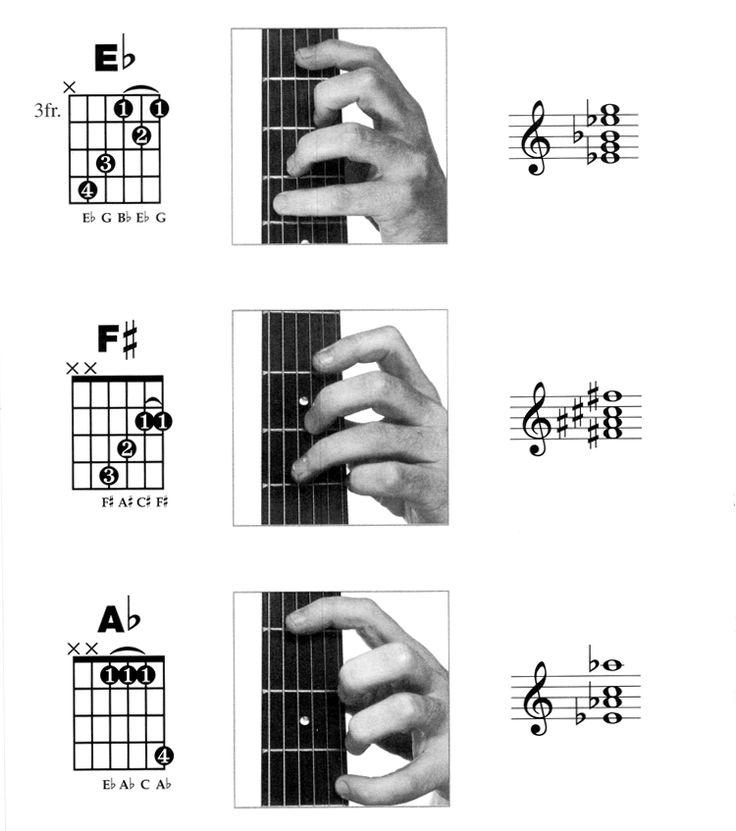 everybody u0026 39 s basic guitar chords