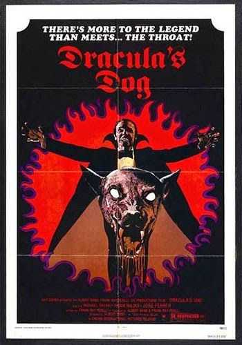 The Other Side blog: October Movie Challenge: Zoltan Hound of Dracula (1978)