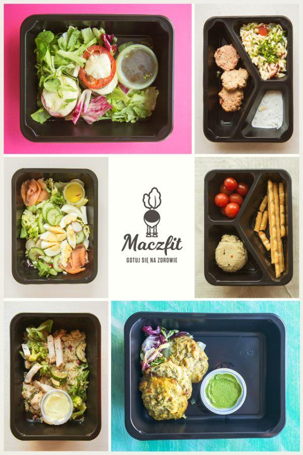 #lunchbox #pomysł #na #obiad #lunch #maczfit #catering #zdrowe #posiłki #fit #meal #sałatki #placki #mniam #pycha