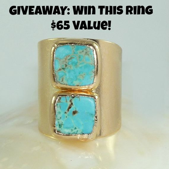 #GIVEAWAY: Enter to #win this beautiful $65 Ring from Inbal MiShan and #MyStyleSpot  #contest #sweepstakes #inbalMiShan #ring #jewelry #fashion #style