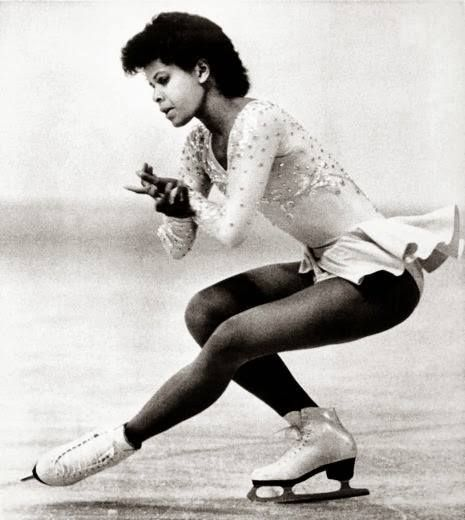 Image result for debi thomas 1968 us nationals and world