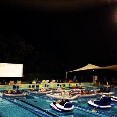 Unley Pool – Despicable Me 2 March 2014 – Outdoor Cinema