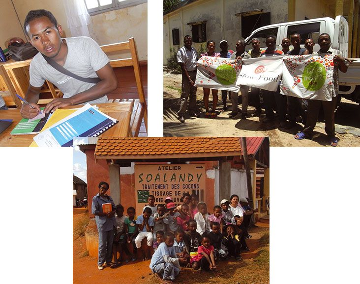 Favini's commitment to Voiala #Madagascar Project continues: 23394 new plants! @slowfoodqc Findout more http://www.favini.com/en/press-release/favini-renews-its-commitment-to-the-voiala-project-in-madagascar-for-2016/ - Share it on twitter https://twitter.com/favini_en/status/699276836187082752