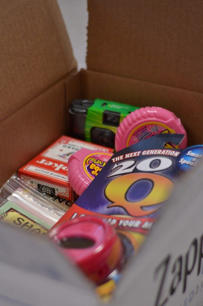 SEND THEM {LOVE} AT CAMP.  summer camp care package.