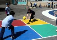 Outdoor 24: This gives instructions to the classic game of four square. Easy and fun.