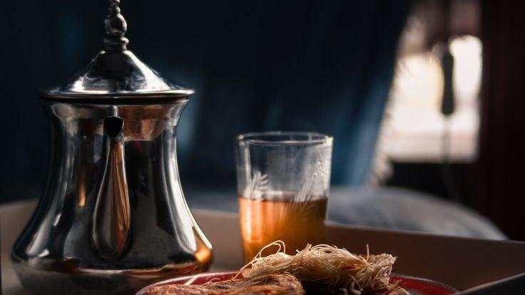 طبيب البوابة الشاي المغربي لتسكين التهاب الحلق Chemex Kitchen Appliances Kitchen