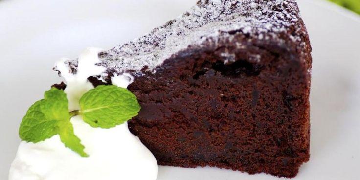 Διπλή απόλαυση! Κέικ κακάο με κάστανο και σοκολάτα.   Anonymoi.gr