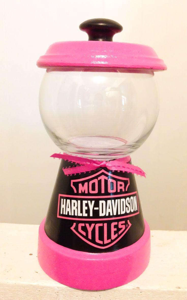 Harley Davidson Candy dish