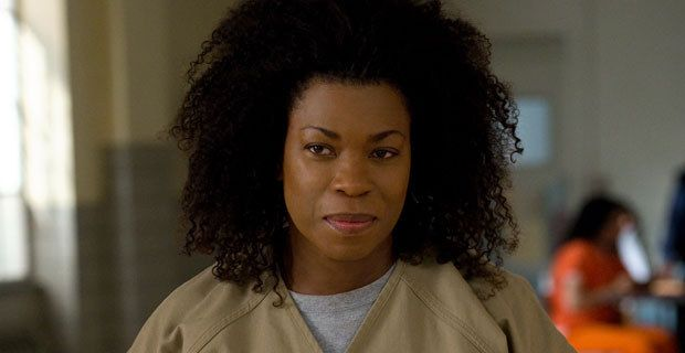 """Yvonne """"Vee"""" Parker (Lorraine Toussaint) 