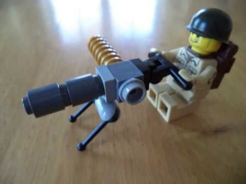 11 best Lego Weapons images on Pinterest | Lego instructions, Lego ...