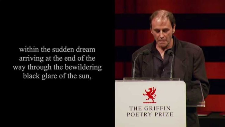 """Poet Russell Thornton reads the poem """"Lemon Groves"""" from his poetry collection """"The Hundred Lives"""", shortlisted for the 2015 Canadian Griffin Poetry Prize. The reading took place at Koerner Hall in Toronto, Canada on June 3, 2015."""