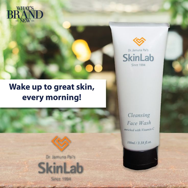 Get the early morning glow with Dr. Jamuna Pai's SkinLab Cleansing Wash enriched with the goodness of Vitamin C. Buy the product today! Drop by the Dr. Jamuna Pai's SkinLab Clinic at Vittal Mallya Road, Bangalore now.