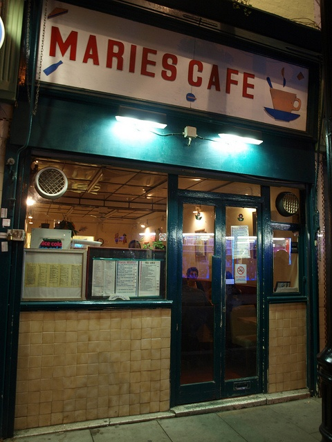 Authentic Thai, Marie's Cafe, London : may be for ur thai curry :)