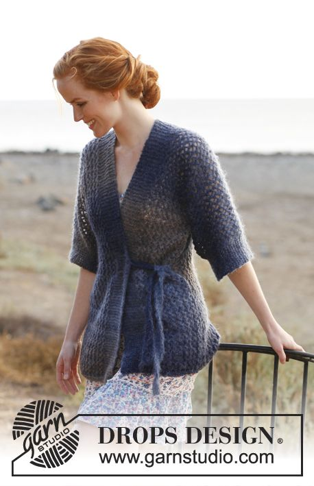 133 Best Drops Patterns Images On Pinterest Knitting Patterns
