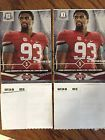 Ticket  2 Bama Vs Miss ST Football Tickets Lower Level 30 Yard Line SEC EE Row 10 #deals_us