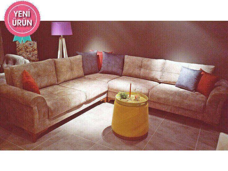 Sönmez Home | Modern Köşe Takımları | Florya Köşe Takımı #Modern #Furniture #Mobilya #Köşe #L #Koltuk #Takımı #Sönmez #Home #EnGüzelAnlara #EnzaHome #YeniSezon #KöşeTakımı #Home #HomeDesign  #Design #Decoration #Ev #Evlilik #Wedding #Çeyiz #Konfor #Rahat #Renk #Salon  #Çeyiz #Kumaş #Stil #Tasarım #Furniture #Tarz #Dekorasyon