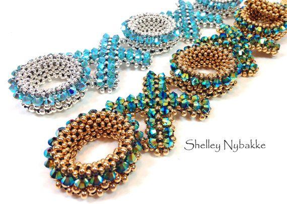 Kisses on the Bottom Bracelet/Necklace by SturdyGirlDesigns