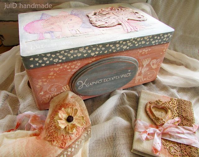 julD handmade: It's a girl