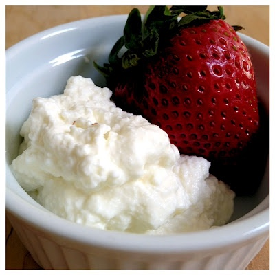 Homemade fresh ricotta cheese. Amazing. | Made from scratch | Pintere ...