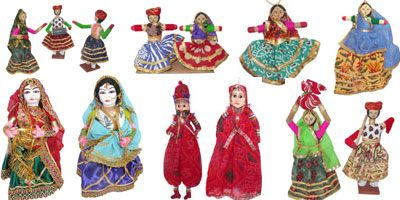 People with thear toy collections | ... collection of traditional Indian toys and dolls for people to relive