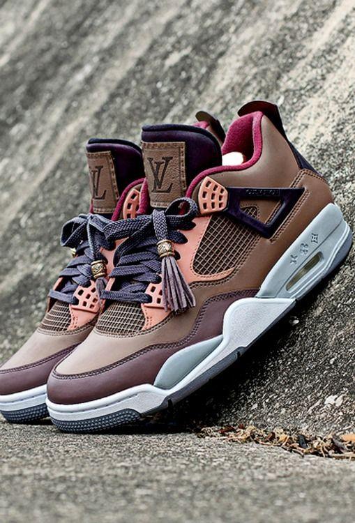 Lifestyle of Mr.X — Nike Air Jordans x Louis Vuitton collab