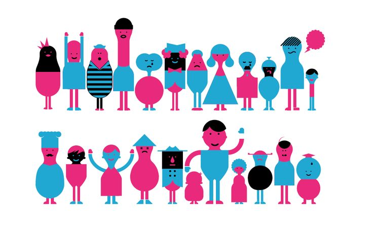 Character designs - monsters, creatures, aliens, fun www.crusehd.co.uk