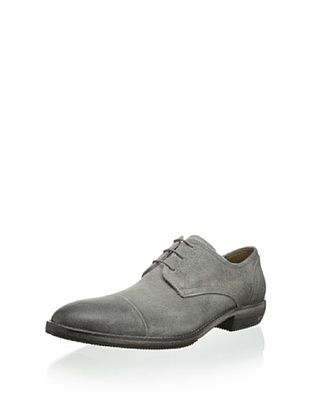 53% OFF Andrew Marc Men's Crown Cap Toe Oxford (Lead)